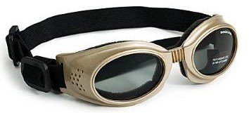 Doggles Originalz Medium Frame Goggles for Dogs with Smoke Lens, My Pet Supplies