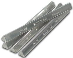 Kester Ultrapure Lead-Free Solder Bar - Sn/Ag/Cu Compound - 04-7068-0000 [PRICE is per Bar]