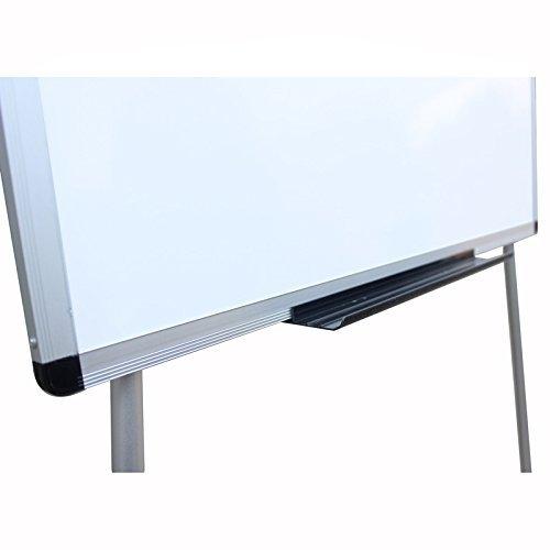VIZ-PRO Light Melamine Tripod Whiteboard/Flipchart Easel, 24'' W x 36'' L (Renewed) by VIZ-PRO (Image #5)