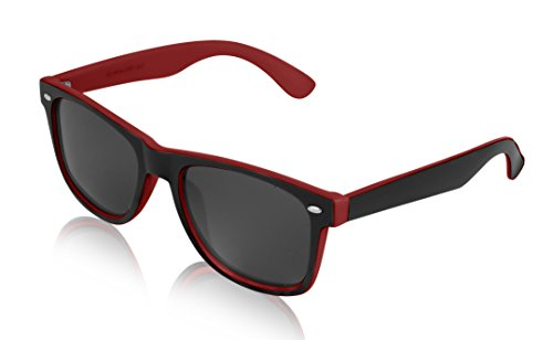 Red Sunglasses for Women and Men Trendy - Sun Best Glases