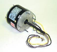 "CENTURY FSE1026SV1 Century Fse1026Sv1 Outdoor Condenser Fan Motor, 5-5/8"", 208 / 230 Volts, 2.0 Amps, 1/4 Hp, 1,075 Rpm -  A.O. SMITH, 503006"
