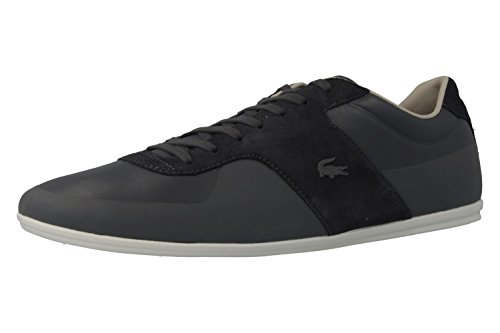 Homme Mode 316 Gris Turnier Lacoste 1 Baskets PXaBxw