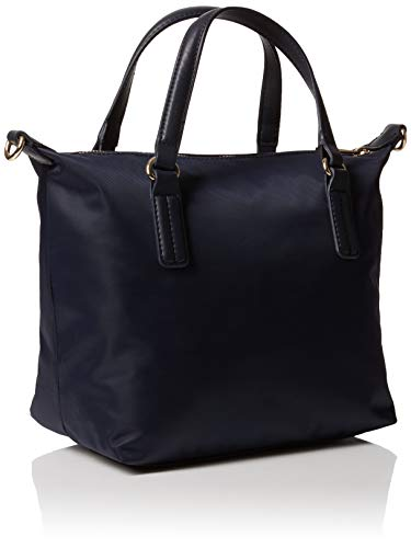 Tommy Hilfiger Poppy Sm Blue Women's Tommy Tote Tote Navy rrqB7wd