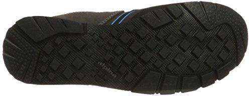 Alpina 680374 - Zapatos de Low Rise Senderismo Mujer gris