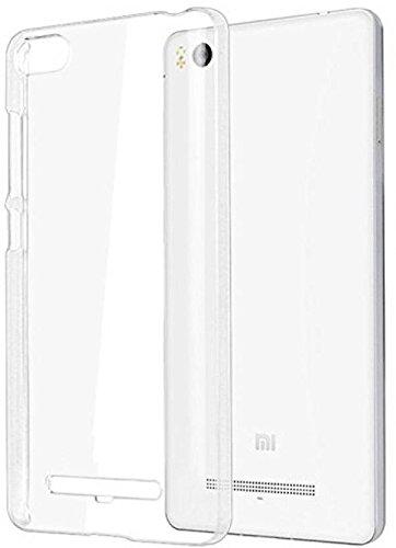 ego Premium Quality Flexible Back Cover for Mi Redmi 4a  Transparent  Electronics