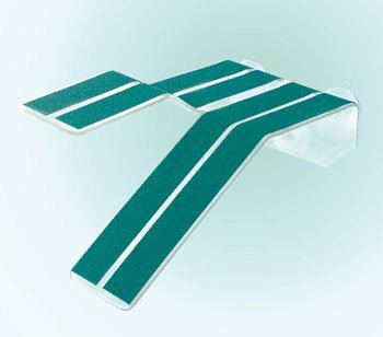 Small Animal Supplies Turtle Ramp Medium 12& Quot; L X 6 1/2& Quot; W X 3 1/4& Quot; H Mojetto SOA64225-TD
