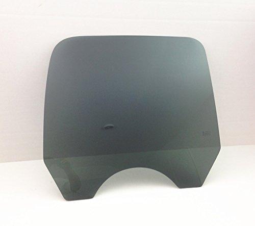 NAGD Compatible with 07-14 Chevrolet Silverado (C/K 2500 3500) & Avalanche & Suburban & 07-13 C/K 1500 Passenger Right Side Rear Door Window Glass