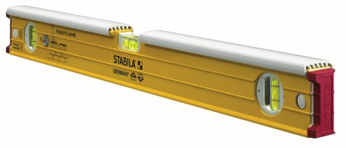Stabila 36424 - 24-Inch Mason Level with dead-blow shield