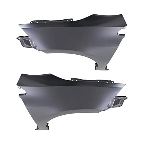 Front LH Side Fender Without Signal Light Hole Fits Chevrolet Cruze GM1240370