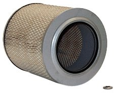 WIX Filters - 46355 Heavy Duty Air Filter, Pack of 1