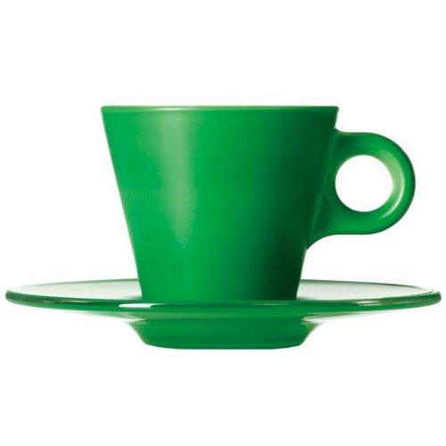GK/Set Espresso grün Ooh...