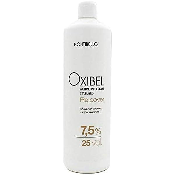 Montibel-Lo Oxibel, Aclarante de Pelo En Crema 25 Vol, 1000 ...