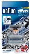 Braun 8000CP Foil/Cutter for the 360 Complete 8000 Series -