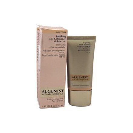 Algenist Repair Tint and Radia Sunscreen SPF 30 Moisturiser, Light Algenist, 1.35 Ounce (Best Spf 30 Moisturiser)