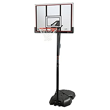 Lifetime 48 Portable Adjustable Basketball Hoop (90227)