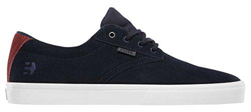 Etnies Men's Jameson Vulc Skate Shoe, Dark Navy, 12 Medium US - Etnies Skateboarding