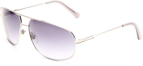 Gucci Men's 1956/S Rectangle Sunglasses,Ruthenium Frame/Grey Gradient Lens,One Size
