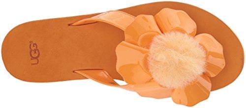 Poppy Orange Arancione Orange Zinnia UGG Damen Zinnia Schneestiefel Australia Orange qORBaEawU