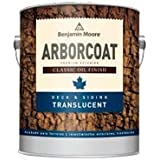 Arborcoat Classic Oil Finish Deck & Siding Translucent #326-30 Teak - Gallon