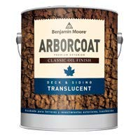 Arborcoat Classic Oil Finish Deck & Siding Translucent #326-10 Natural - Gallon