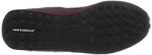Zapatillas Adulto Unisex Borgoña U410 Balance New Burgundy nyb 4qTwB1