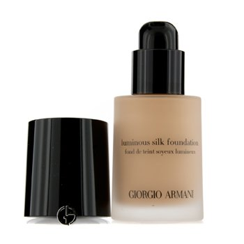 - Giorgio Armani Luminous Silk Foundation, No. 5.5 Natural Beige, 1 Ounce