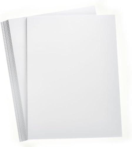 "LETTER SIZE 8.5/""x11/"" Inkjet Printable Paper Magnet 24 SHEETS"