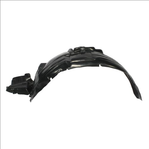 CarPartsDepot, Front Fender Liner Splash Shield Left (Driver Side) Plastic Assembly, 378-42164-11 SU1248108 59110SA012