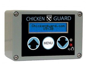 ASTx Extreme Automatic Chicken Coop Pop Door Opener by Chickenguard ... (Chicken Automatic Door compare prices)
