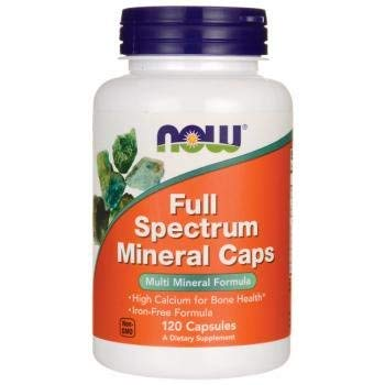 NOW Foods, Full Spectrum Mineral CAPS 120 CAPS (Foods 120 Caps)