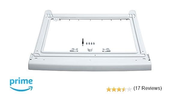 Bosch WTZ20410 Houseware Kit Accesorio y Suministro para el hogar - Accesorio de hogar (Houseware Kit, Color Blanco, 680 g, 600 mm, 550 mm)