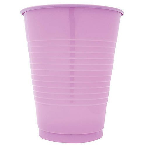 12 oz Lavender Party Cups, 20 Pack