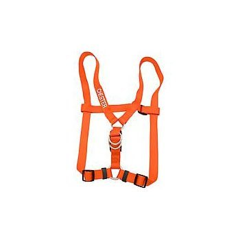"Coastal Pet Comfort Wrap XS dog pet harness 12-18"" Bright Orange"
