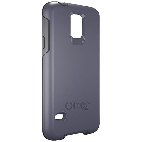 Otterbox SYMMETRY SERIES for Samsung Galaxy S5 - Retail Packaging - DENIM (DUSK BLUE/SLATE GREY)