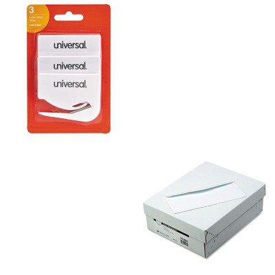 KITQUA11184UNV31803 - Value Kit - Quality Park Laser amp;amp; Inkjet Envelope (QUA11184) and Universal Letter Slitter Hand Letter Opener w/Concealed Blade (Jet Letter Opener)
