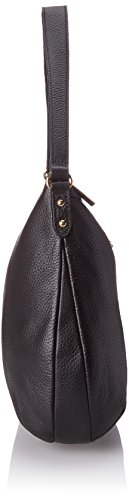 Bag Maggie Hobo Pebble Black Hilfiger Tommy w7aOFS