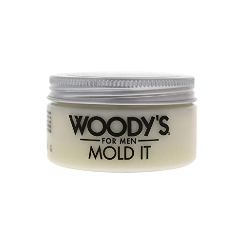 Pomade Web (Woody's Mold It Styling Paste - 3.4oz)