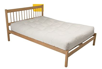 Amazon.com: The Samba Wooden Bed Frame - Queen - Sustainably ...