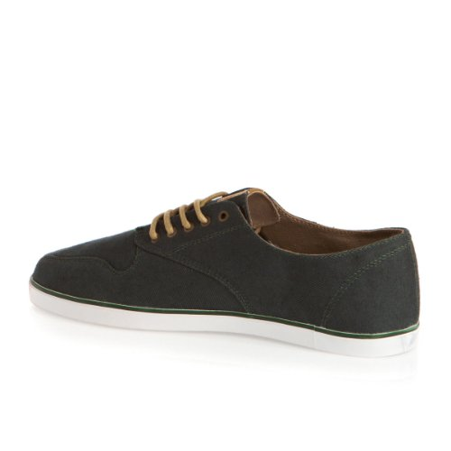 Element Topaz - Zapatos de Cordones hombre green slate