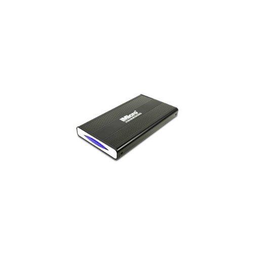 iMicro IM25COM-BK 2.5 inch USB2.0-SATA&IDE External Drive Enclosure (Black)