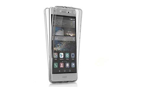 61 opinioni per Custodia Per Huawei P9 Plus, Hippolo Ultra Sottile 360° Full Body TPU Silicone