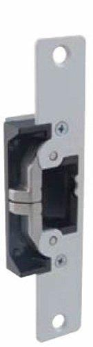 Adams Rite 7410 Series Clear Anodized Zinc Aluminum Alloy UltraLine Electric Strike, 7-15/16