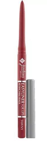 Jordana Easyliner for Lips Retractable Pencil Tawny 0.01 oz.