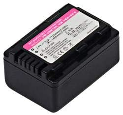 Replacement For Panasonic Sdr-h100r Battery By Technical Precision