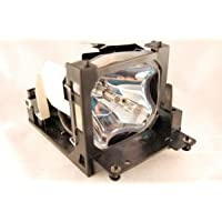 Hitachi CP-X430 projector lamp replacement bulb with housing - high quality replacement lamp