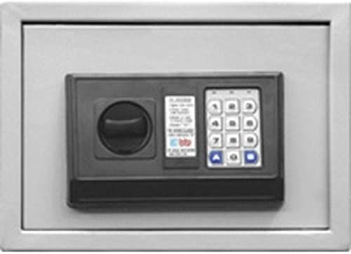 Btv M86917 - Caja fuerte sh-25 de superficie electronica: Amazon ...