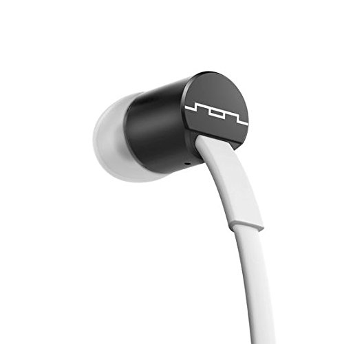 817210014495 - SOL REPUBLIC 1111-31 JAX In-Ear Headphones with 3-Button Mic and Music Control - White/Black carousel main 1