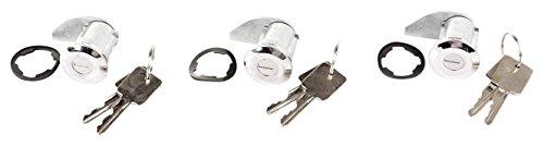 Omix-ADA 11813.12 Door Lock Cylinder Kit for Jeep CJ/XJ/MJ/YJ