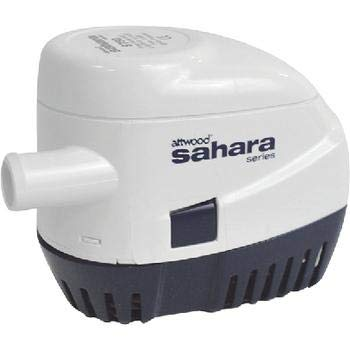 Attwood 45117 Sahara 1100 Automatic Bilge Pump