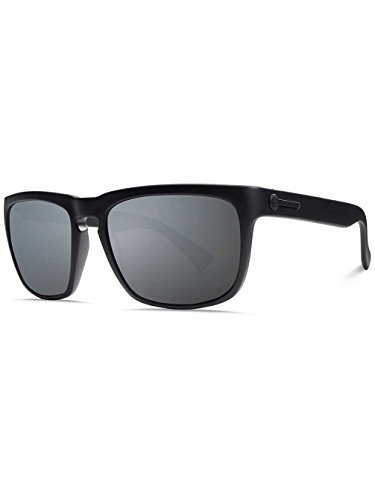 Electric Eyewear Men's Knoxville Dark Chrome/Optical Health Through Melanin Dark Silver Chrome - Electrics Sunglasses